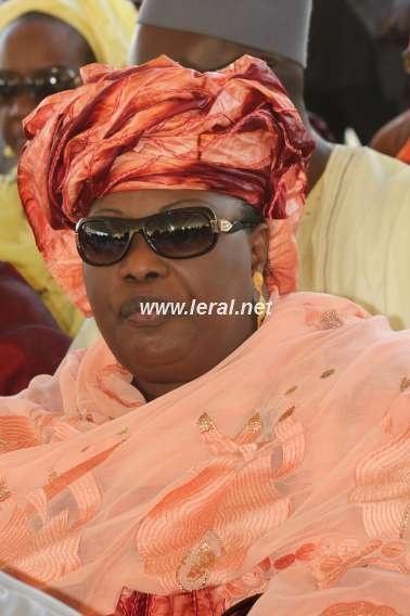 """Aminata Mbengue Ndiaye: """"Le Président a voulu que l'on continue le travail"""""""
