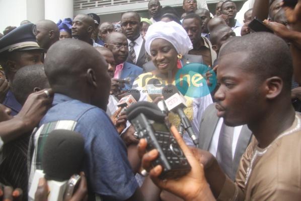 L'APR a-t-elle perdu Aminata Touré ?