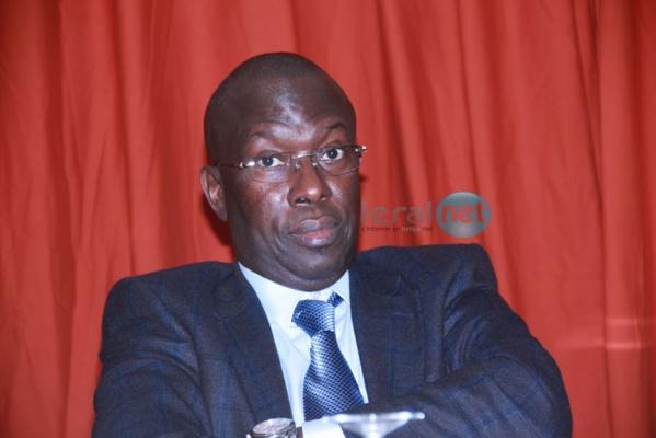 Souleymane Ndéné n'est pas maître de son destin