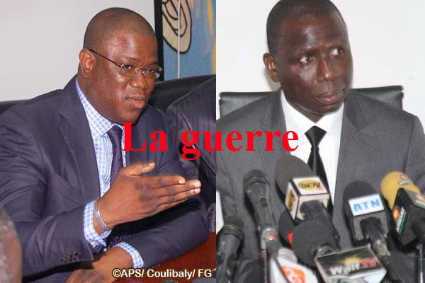 Abdoulaye Baldé : « Si Alioune Ndao veut la guerre, il l'aura »