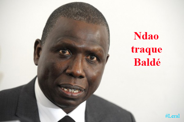 Affaire Baldé : Les « biens » de sa femme et de son cousin versés dans son patrimoine