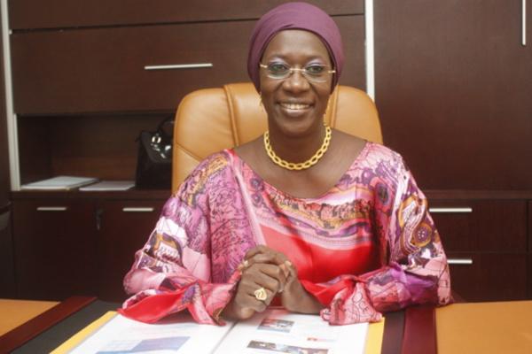 Limogée de son poste de ministre de la Femme, Anta Sarr s'en remet au destin