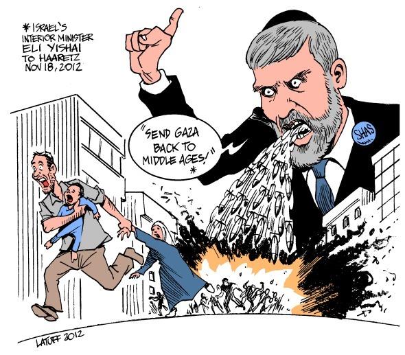 Un juif défend les Palestiniens en direct, Bourdin l'interdit d'antenne