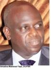 Saint-Louis : Amadou Mansour Faye appelle ses adversaires au travail