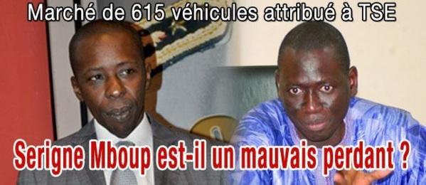 Marché des 615 Véhicules : Une grosse cabale de Serigne Mboup contre Tse - Par Mohamed Keïta