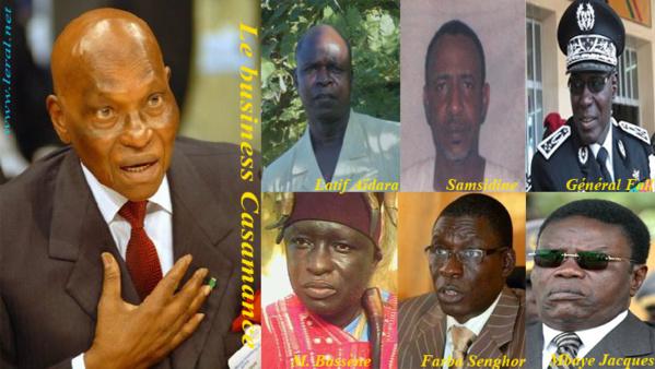 Monsieur Casamance et le Mfdc : Faux médiateurs, vrais porteurs de valises !