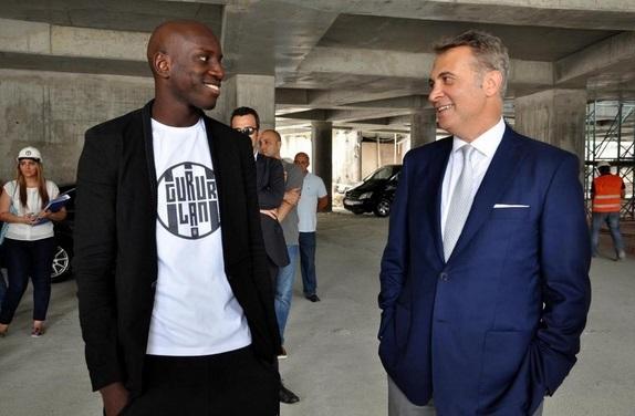 Officiel: Demba Ba rejoint Besiktas