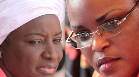 Etouffée par la vaste entreprise de décapitation de son entourage par la famille présidentielle : Mimy Touré sur le point de précipiter son Hégire