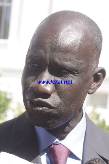 Fatick: Mbagnick Ndiaye, nouveau maire de Ngayokhème