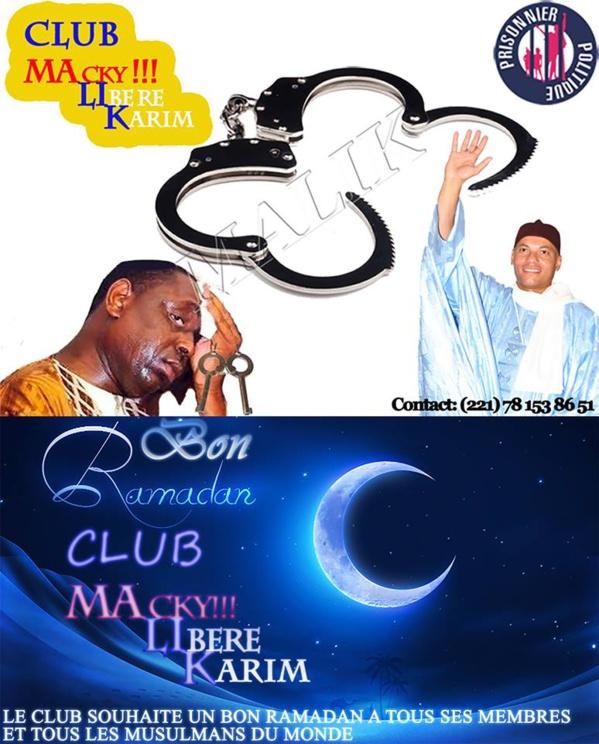 """Le Club MALIK lance l'opération """"Ndogou de Karim"""""""