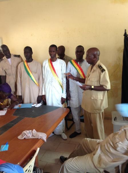 Kanel : Daouda Dia élu maire de la commune de Orkadiéré