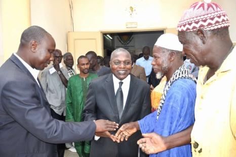 """Oumar Gueye, élu officiellement Maire de la commune de Sangalkam promet un """" Sangalkam Émergent """""""