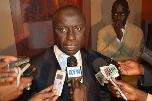 Idrissa Seck mène des consultations au Cyber campus