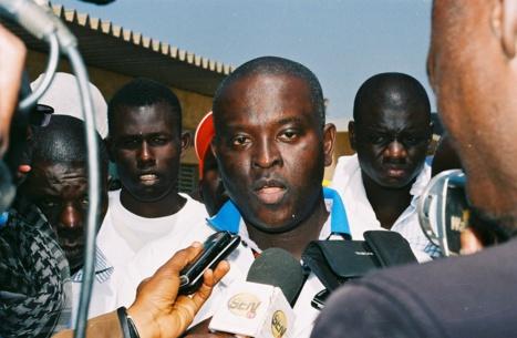 """Bamba Kane, candidat de l'Afp à la ville de Guédiawaye : """"On va plumer Aliou Sall jusqu'au dernier centime et il n'aura rien"""""""