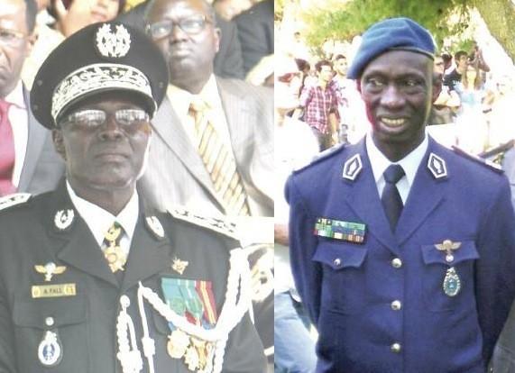 Relations personnelles entre le Général Fall et le Colonel Ndaw: Amitié contre nature