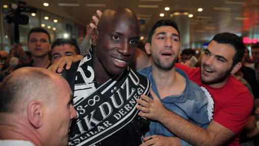 Demba Ba passe à Besiktas