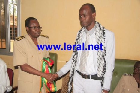 Photos - Installation du maire de Pikine-Nord : Amadou Diarr retrouve le fauteuil qu'il a perdu en 2009