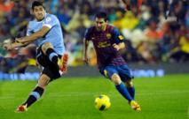 Messi et Suarez qui va jouer en pointe? le débat est tranché