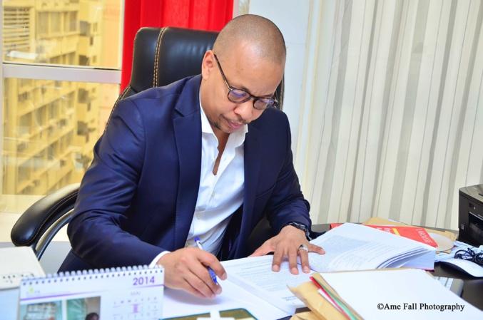 Souleymane Jules Diop affiche ses ambitions pour la Diaspora