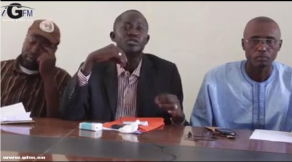 Vidéo- Cheikh Ndiaye- « Me El Hadj Diouf est le s.... de l'Assemblée nationale »