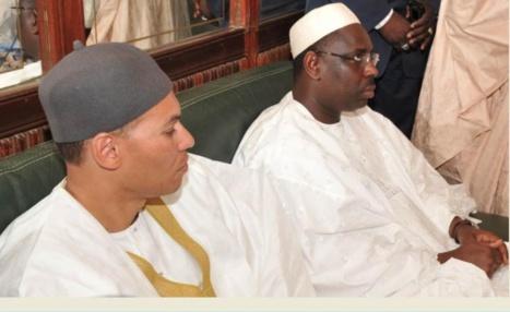 (Exclusif dans l'affaire Karim Wade) ! Daouda Thiam  vous livre l'identité des facilitateurs entre Macky Sall et Abdoulaye Wade