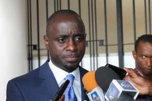 Mairie des Parcelles Assaines: Thierno Bocoum hors course