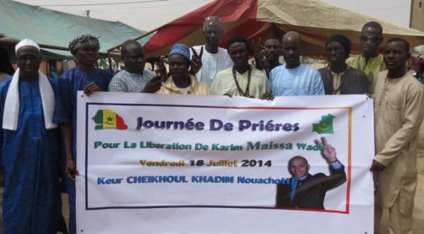 Le MLK de Mauritanie dénonce l'attitude de l'Ambassadeur du Sénégal en Mauritanie et prépare une caravane sur Dakar pour assister au procès de Karim Wade