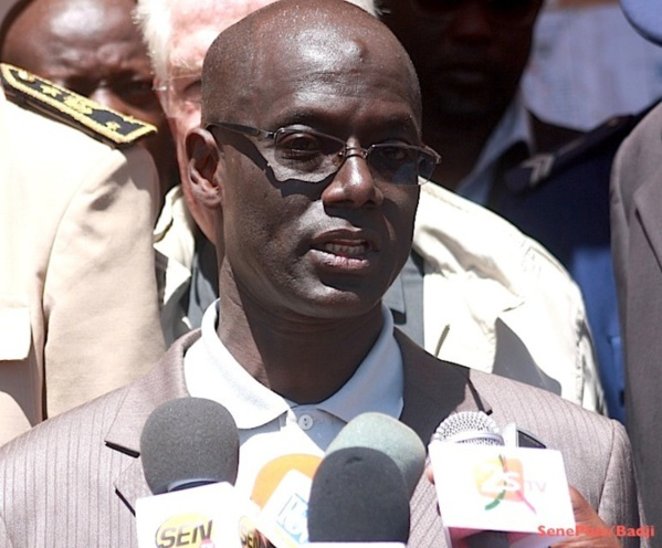 """Thierno Alassane Sall à Mimi : """"Que ce soit la dernière fois..."""""""