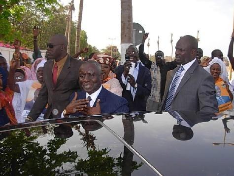 Idrissa Seck élu président du conseil départemental de Thiès