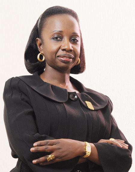 Evelyne Tall, l'une des femmes les plus influentes du business en Afrique