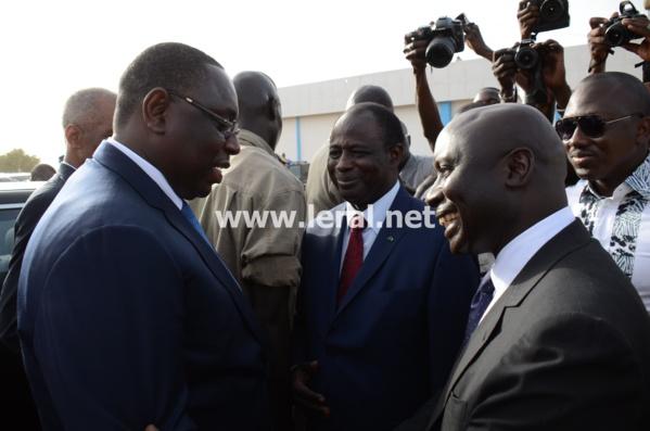 "Idrissa Seck : ""Ce que Macky Sall m'a dit quand il était venu à Thiès..."""