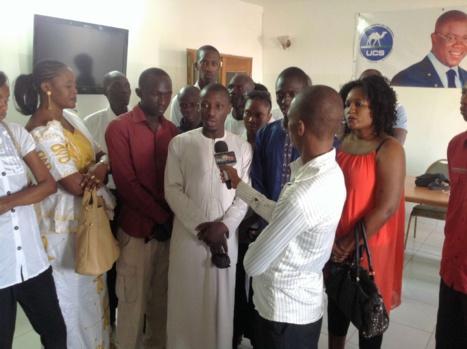 Photos - Mis en demeure par la CREI, Abdoulaye Baldé reçoit le soutien du Club MALIK