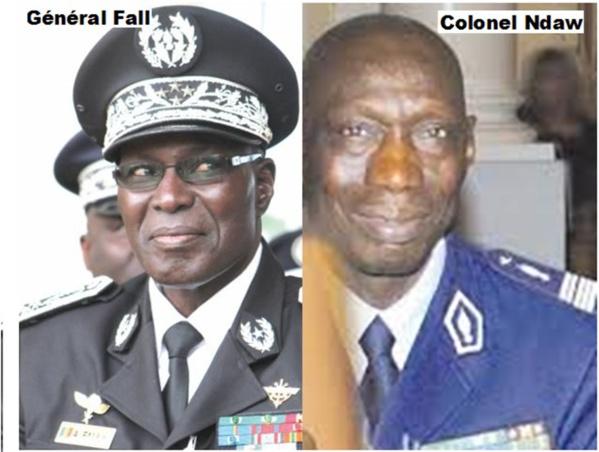 Le Général Fall, le Colonel Ndaw et la fille cocue…