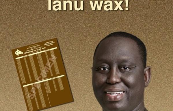 Aliou Sall élu Maire de Guédiawaye