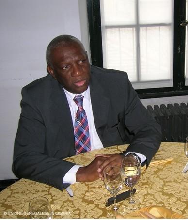 Coup de chapeau au Consul général du Sénégal à Milan