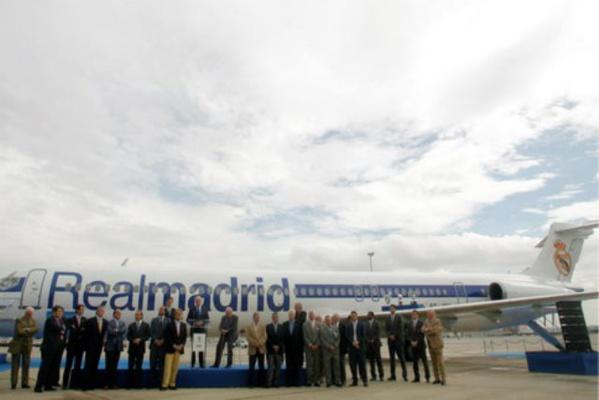 Crash : L'avion d'Air Algérie était celui du Real Madrid !
