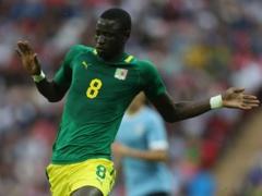 Cheikhou Kouyaté passe à côté d'une très grave blessure