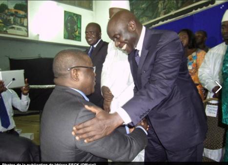 Photos-Installation du maire Abdoulaye Baldé- Khaf, Idy, Oumar Sarr à Zig