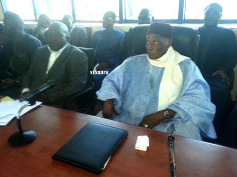 Dernière  minute : Comité Directeur extraordinaire du Pds sur le procès Karim