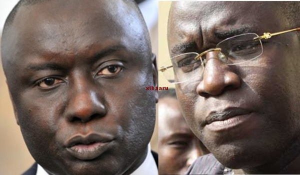 Violente dispute entre Idrissa Seck et Aliou Sow à Ziguinchor