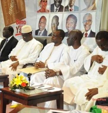 Palais : Macky ressuscite BBY, fait un clin d'œil aux Imams et familles religieuses