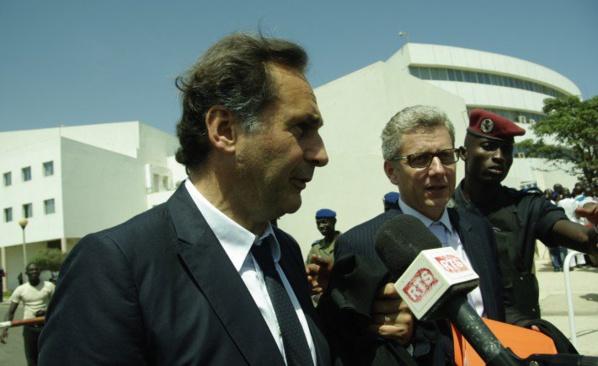 Me Olivier-Sur: « Le procès est mal parti….l'accusation porte sur du sable… »
