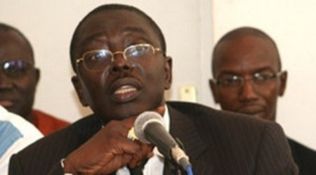 Me Papa Moussa Felix Sow est le coordonnateur du collectif des avocats de l'Etat dans l'affaire Karim Wade : Maître de l'Etat