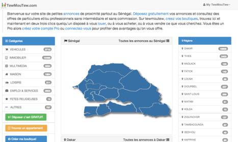 Découvrez la nouvelle version de tewmoutew.com site d'annonces numéro 1 partout au Senegal!!