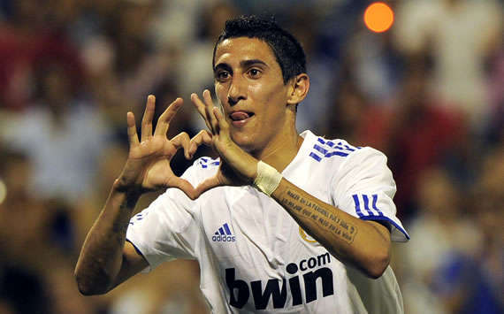 PSG/Real Madrid : Accord trouvé pour Di Maria !