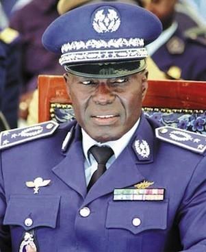 Scandale dans la Gendarmerie- Le Général Fall est déjà à Dakar