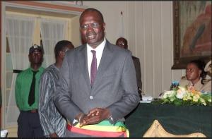 Les 5 adjoints au maire de Dakar
