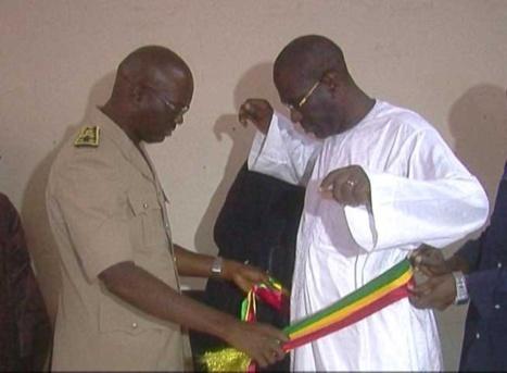 Abdoulaye Thimbo élu maire de Pikine hier: « Je ne suis pas ici parce que je suis l'oncle de Macky Sall »