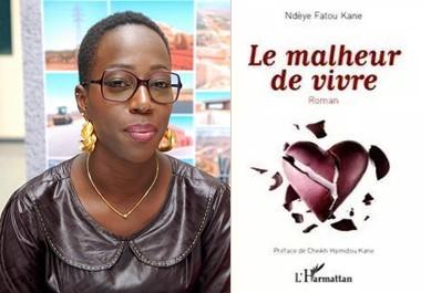 VIDEO. ENTRETIEN DU WEEK END- Ndeye Fatou Kane, nouvelle romancière attachée aux traditions
