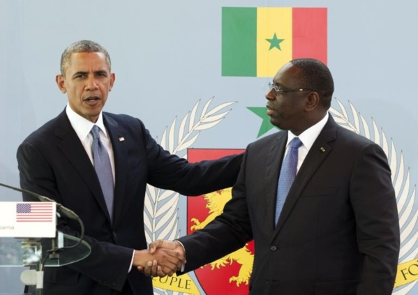 """Sommet Afrique/Etats-Unis : Sall parlera des """"atouts"""" de son pays et du NEPAD"""